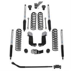 "Pro Comp 3.5"" Stage II Lift Kit With Pro Runner Shocks For 2007-18 JK Wrangler Unlimited 4 Door Models EXPK3108BP"