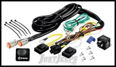 KC HiLiTES Deluxe Wiring Harness With 40Amp Relay & Switch 6315