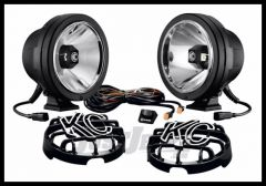 "KC HiLiTES 6"" Pro-Sport with Gravity LED G6 Pair Pack System -Spot 643"