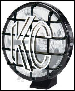 "KC HiLiTES 6"" Apollo Pro Series 100 Watt Driving Light With Stone Guard In Black 1151"