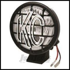 "KC HiLiTES 5"" Apollo Pro Series 55 Watt Driving Light With Stone Guard In Black 1451"