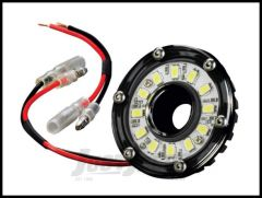 """KC HiLiTES Cyclone LED 2"""" Light Clear For Universal Applications 1350"""