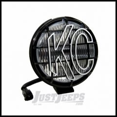 "KC HiLiTES Replacement Apollo Pro Series 6"" Fog Light For 1997-04 Jeep Wrangler TJ & Unlimited 1134"