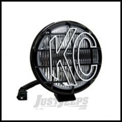 """KC HiLiTES Replacement Apollo Pro Series 6"""" Fog Light For 2005-06 Jeep Wrangler TJ & Unlimited 1135"""
