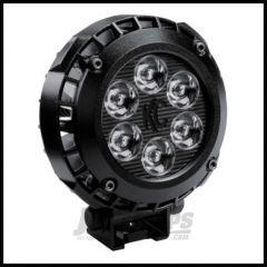 "KC HiLiTES 4"" Round LZR LED Driving Light (Single) 1300"
