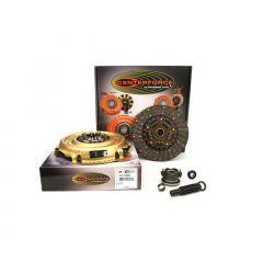 Centerforce I, Clutch Kit For 2007-11 Jeep Wrangler JK 2 Door & Unlimited 4 Door Models With 3.8L Engine KCF648114