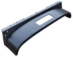 KeyParts Complete Replacement Cowl Panel For 1987-95 Jeep Wrangler YJ 0480-110