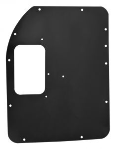 KeyParts Transmission Cover For 1980-1986 Jeep CJ-7 with Dana 300 XFER Case and Automatic Transmission 0479-218