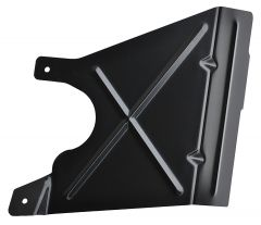 KeyParts Intermediate Exhaust Heat Shield For 87-95 Jeep Wrangler YJ 0480-312