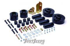 """Daystar ComfortRide 3"""" Suspension Coil Spring Spacer Kit With Shocks For 1997-06 Jeep Wrangler TJ & TLJ Unlimited Models KJ09126BK"""
