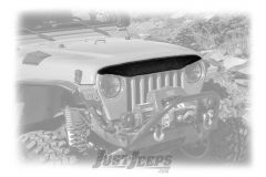 Daystar Angry Eyebrow For 1997-06 Jeep Wrangler TJ & TLJ Unlimited Models KJ73000BK
