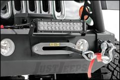 "Rough Country Hawse Fairlead LED Light Mount Bracket For 12"" Dual Row 70127"