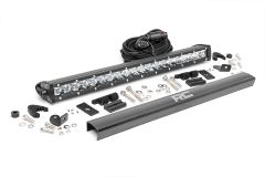 "Rough Country 20"" Cree LED Light Bar (Single Row) (Chrome Series) 70720"