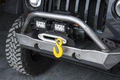 LoD Offroad Destroyer Auxiliary Light Bar Mount for 07-20+ Jeep Wrangler JL & JK JLM0701