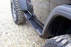 LoD Offroad Destroyer Series Rock Sliders for 18+ Jeep Wrangler JL 2-Door JRS1812