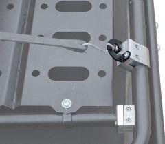 LoD Offroad Destroyer Roof Rack Accessory Tie Down for 07-20+ Jeep Wrangler JK & JL Unlimited 4-Door JTD0790