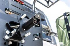 LoD Offroad Rear Camera Relocation Kit for 18+ Jeep Wrangler JL, JLU JRC1801