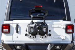 LoD Offroad Destroyer Series Spare Tire Riser for 18+ Jeep Wrangler JL, JLU JTC1801