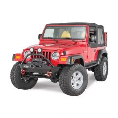 LoD Offroad Signature Series Shorty Front Bumper for 97-06 Jeep Wrangler TJ JFB9601-