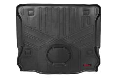 Rough Country Heavy Duty Fitted Cargo Area Liner For 2015-18 Jeep Wrangler JK Unlimited 4 Door Models M-6155
