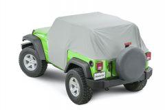 MasterTop Cab Cover for 07-18 Jeep Wrangler JK 11110309