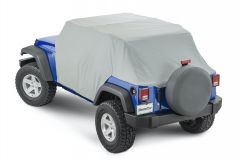 MasterTop Cab Cover for 07-18 Jeep Wrangler Unlimited JK 11110409