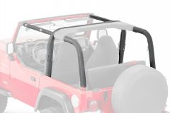 MasterTop Sport Bar Covers for 97-02 Jeep Wrangler TJ 12204215