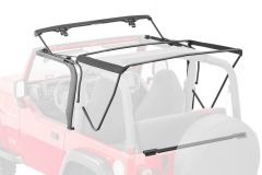 MasterTop Factory Style Bow Replacement Bow Assembly for 97-06 Jeep Wrangler TJ 15431201