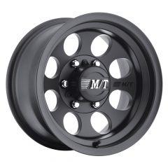 Mickey Thompson Classic III Black Alloy Wheel 17x9 5x5 bolt pattern 90000001794