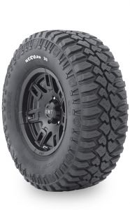 Mickey Thompson Deegan 38 Radial Tire LT37x12.50R20 Load E 90000021046
