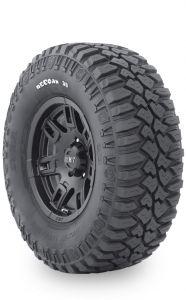 Mickey Thompson Deegan 38 Radial Tire LT37x12.50R17 Load D 90000021036