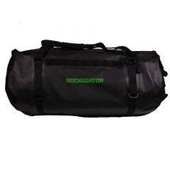 Rockagator Mammoth Series 60L Waterproof Duffle Bag (Black) - MMTH60BK