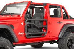 MOPAR Front Tube Doors For 2018+ Jeep Gladiator JT & Wrangler JL 2 Door & Unlimited 4 Door Models