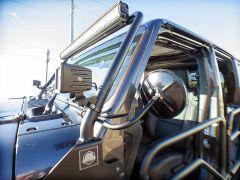 Motor City Aftermarket Trail Mirrors for 18+ Jeep Wrangler JL, JLU JLTM18