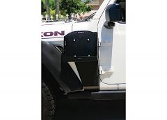 MORryde Driver Side Mount w/ Tray For 2018+ Jeep Wrangler JL 2 Door & Unlimited 4 Door Models JP54-064