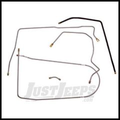 Omix-ADA Fuel Line Kit For 1951-58 Jeep M38A1 17732.04