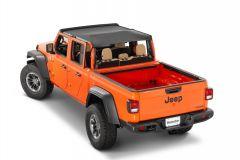 MasterTop Bimini Plus Summer Top for 20+Jeep Gladiator JT 1430072JT-