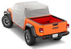 MasterTop Full Door Cab Cover For 20+ Jeep Gladiator JT 11110709