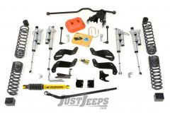 "AEV 3.5"" DualSport RS Suspension System With Bilstein 5160 Shocks For 2007-18 Jeep Wrangler JK 2 Door N0232110AA"