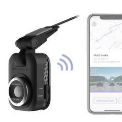 Scosche NEXS1 Full HD Smart Windshield Cam with Adhesive Mount (64GB Micro-SD) NEXS10064-ET