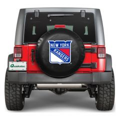 """NHL New York Rangers Official Tire Cover (Standard 27""""-29"""") 88404"""