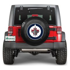 NHL Winnipeg Jets Official Tire Cover 88446-