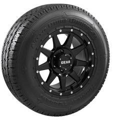 Nitto Dura Grappler Tire LT245/65R17 Load D 205-270
