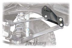 AEV Geometry Correction Front Control Arm Brackets For 2007-18 Jeep Wrangler JK 2 Door & Unlimited 4 Door Models NTH20410AD