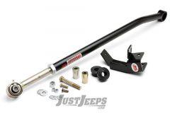 "JKS Manufacturing Rear Adjustable Trackbar & Bracket For 1997-06 Jeep Wrangler TJ & Unlimited With 3-6"" Lift OGS151B"