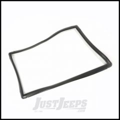 Omix-ADA Passenger Side Rear Quarter Window Seal For 1984-96 Jeep Cherokee XJ 12304.11