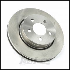 Omix-ADA Front Brake Rotor For 2008-12 Jeep Liberty KK 16702.17