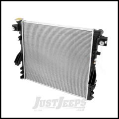 Omix-ADA Radiator For 2008-12 Jeep Liberty KK With 3.7L Engine & Automatic Transmission 17101.42