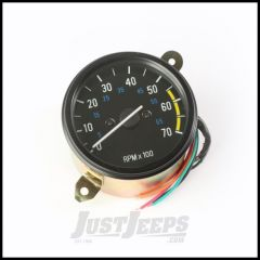 Omix-ADA Tachometer For 1987-91 Jeep Wrangler YJ With 2.5L 17215.10