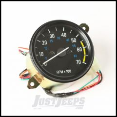 Omix-ADA Tachometer For 1987-91 Jeep Wrangler YJ With 4.0/4.2L 17215.11